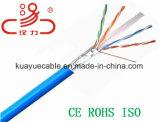 Ethernet-Kabel der Lancable Katze-6