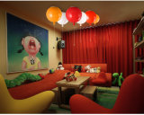 Verlichting van het Plafond van de Zaal van de Kinderen van de Lamp van het Plafond van de ballon de Decoratieve voor Jonge geitjes