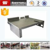 Gabinetes de aço elétrico de aço inoxidável de metal