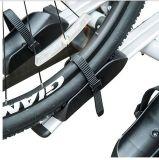 Het Aluminium van Treasurall en Rek van de Carrier van de Fiets van de Bal van het Slepen van het Staal het Achter (TB009D3)