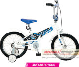 Wanderung-Kind-Fahrrad