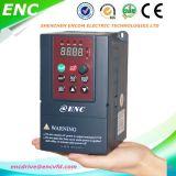 Enc 0.2kw~1.5kwの可変的な頻度は、小型頻度インバーターコンバーター、モータ速度制御のためのAC駆動機構運転するVFD
