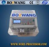 Corte automatizado del alambre y máquina que elimina