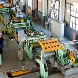 Линия высокоскоростного кремния стальная разрезая