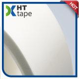 Bande industrielle blanche de tissu en verre