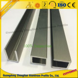 Perfil de alumínio de anodização escovado da extrusão da cozinha para a mobília da cozinha