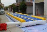 DWF Taekwondo colchón de aire inflable Pista gimnasia