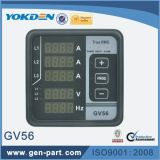 Medidor de freqüência de Gv56 Digitas para Genset