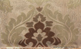 Tela de tapicería tejida poliester del terciopelo del corte del sofá de la materia textil