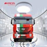우간다에서 최신 Saic Iveco Hongyan 6X4 M100 트랙터 헤드