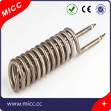 Micc elemento tubular inoxidável do calefator do aço 1500W