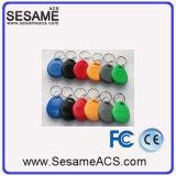 Etiqueta del control de acceso del ABS 1k 13.56MHz MIFARE (SDC8G)