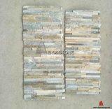 Pizarra natural oxidada de la esquina de la piedra de la cultura para la pared, azotea, suelo