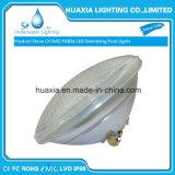 PAR56 cyan-blaue LED Unterwasserpool-Licht schwimmend
