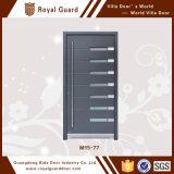 Heiße Verkaufs-Metalltüreinstieg-Tür-Bett-Raum-Tür konzipiert Haus-Haustür
