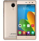 Nueva original 5.0inch Leagoo Z5c 3G QHD teléfono móvil del androide 6.0 Sc7731 Quad Core 1 GB 8 GB + Dual SIM GSM / WCDMA teléfono móvil del GPS 5.0MP Móvil Oro