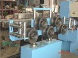 大きい鋼線のためのワイヤーストレートナの立場