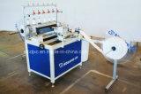 Máquina de costura principal dobro para a máquina flangeando do colchão