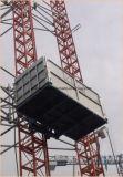 Estante y del piñón xmt Material de construcción del alzamiento