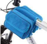 Pannier-Beutel für die Fahrräder, die Fahrrad-Beutel-komprimierende Sattel-Beutel falten