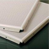 Aluminio suspendido del sistema Clip-en techo con precio de fábrica