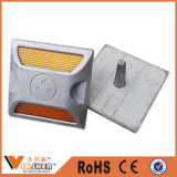 Seguridad en carretera Plástico LED Road Stud ABS Reflectante Road Stud