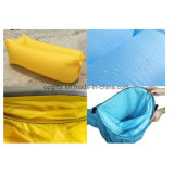 Im Freien kundenspezifische faule Bett-aufblasbare Luft-fauler Schlafsack
