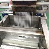 Plastic Pelletiserende Installatie met Het Scherpe Systeem van de Bundel van de Waterkoeling