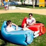 Luft-Bett-Sofa-Hängematten-aufblasbarer Nichtstuer-Bohnen-Strand-Schlaf-Beutel
