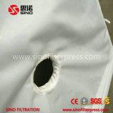 Prensa de filtro automática de alta presión de placa de la membrana para la industria