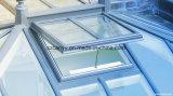 Guichet glacé simple de lucarne de bâti de PVC de la Chambre 2017 moderne