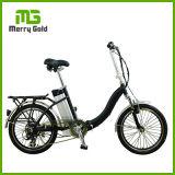 Города складчатости подвеса вилки велосипед малого миниого электрический