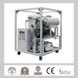 China Alta calidad Ce certificación de dos etapas de vacío del transformador de aceite de purificador (ZJA)