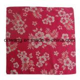 Bandana носового платка венчания конструкции цветка изготовленный на заказ напечатанный логосом