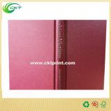 Книжное производство книга в твердой обложке A4 с нестандартной конструкцией (CKT-BK-716)