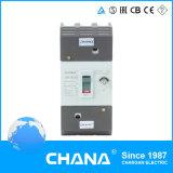 Disjoncteur de cas moulé par MCCB de la qualité 3/4poles 800V 100A