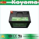 batterie de voiture exempte d'entretien scellée par qualité coréenne de 12V50ah N50L