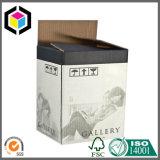 Rectángulo de empaquetado modificado para requisitos particulares de la cartulina de la impresión de color para el asiento del bebé