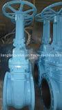 Valvola aumentante dell'estremità della galleria della flangia del gambo con il acciaio al carbonio