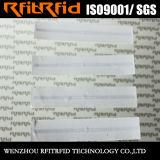 Collant programmable de garantie d'IDENTIFICATION RF d'épreuve de trempe de fréquence ultra-haute pour des marchandises