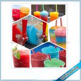 다른 색깔은 를 위한 탄산 진창 기계 기계에 의하여 언 음료를 선택한다