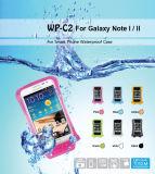 Wasseraktivität-notwendige Felder imprägniern Telefon-Beutel für iPhone Note2/3/4