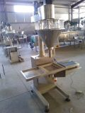 Empaquetadora volumétrica semi automática de leche en polvo con poca grasa 10-5000g