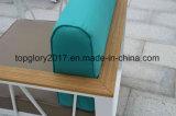 Neue Entwurfs-Freizeit-im Freienpatio-Möbel-Schnittspitzengarten-Sofa (TG-1336)