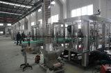 Производственная линия машинного оборудования автоматического напитка сока стеклянной бутылки разливая по бутылкам
