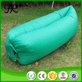 Saco preguiçoso inflável do ar ao ar livre do sono