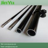 3.0m Aluminiumfiberglas-Feder-Markierungsfahnen-Pole-Installationssätze