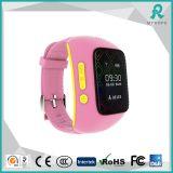 R12 GPS van Jonge geitjes MiniGPS Tracke van het Horloge