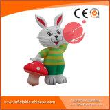 Mascotte gonfiabile commerciale del coniglio al prezzo basso C1-212