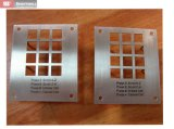 CNCレーザーの打抜き機の部品